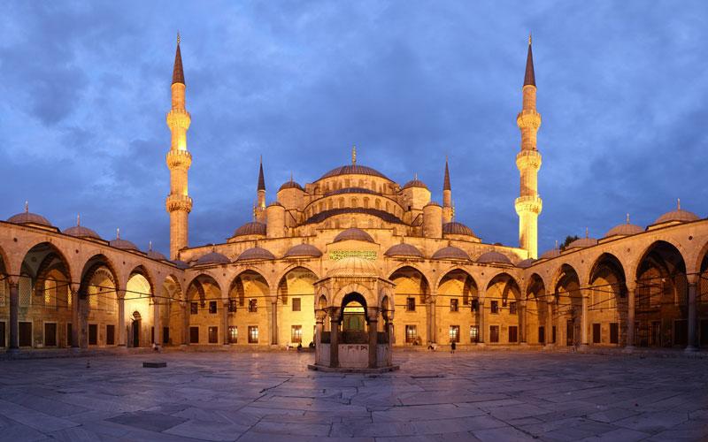 ก่อนเดินทางท่องเที่ยวในตุรกี
