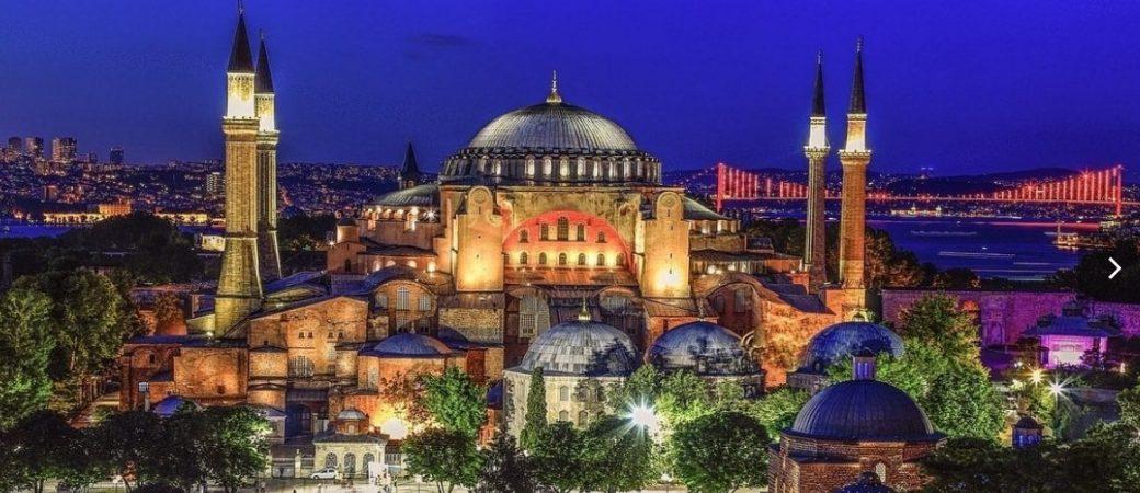 พิพิธภัณฑ์ฮาเจียโซเฟีย Hagia Sophia Museum