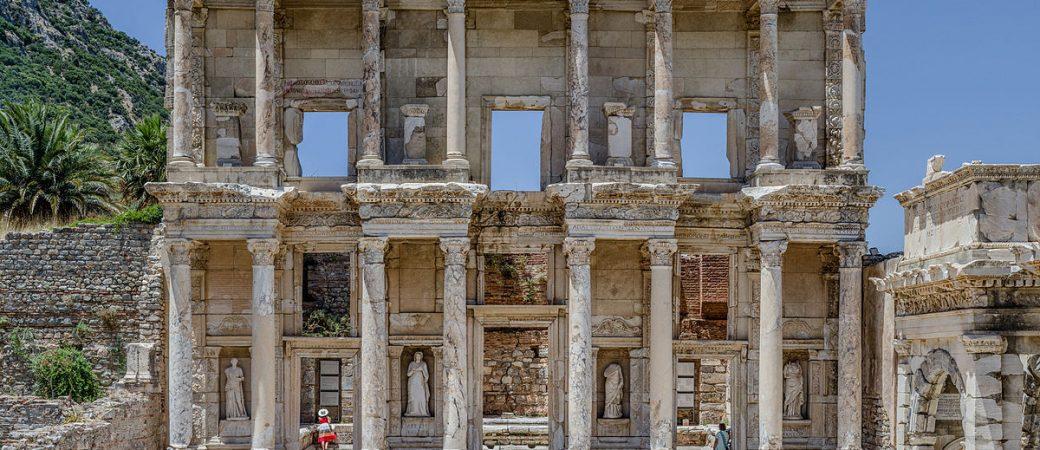 Ephesus มหานครโบราณแห่งเมืองกรีก