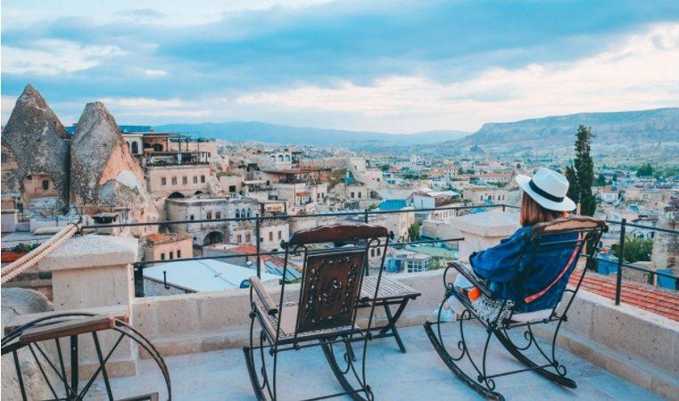 """เที่ยว Cappadocia """"คัปปาโดเกีย"""" ถ่ายรูปสวยๆ"""