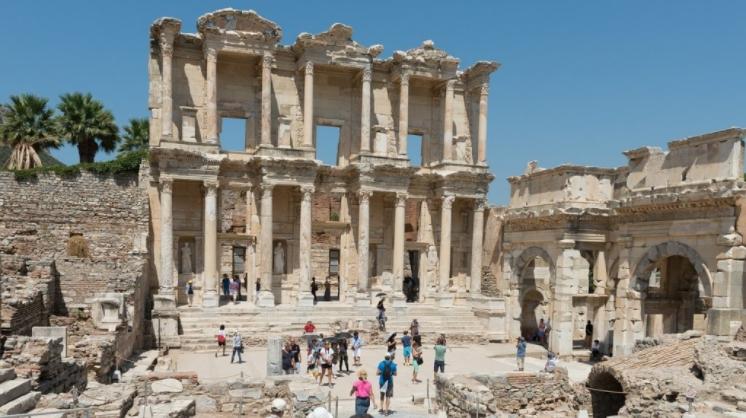 Ephesus มหานครโบราณของโรมัน