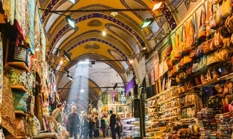 7สถานที่ท่องเที่ยวในตุรกี